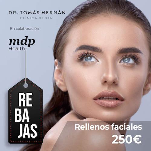 promoción rellenos faciales madrid